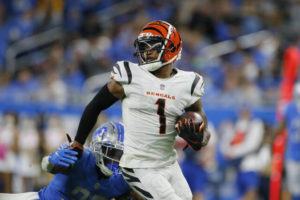 Highlight block shows versatility of Bengals WR Chase
