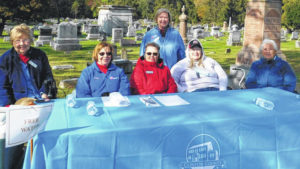 History comes to life at Talking Tombstones cemetery tour