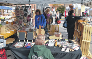 Fall Market is in the air