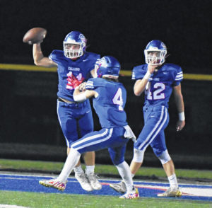 Week 10 Preview: Clinton-Massie at Wilmington