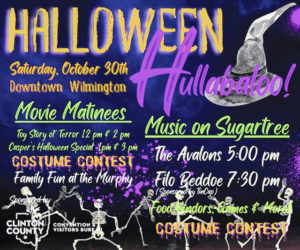 Wilmington's 'Halloween Hullabaloo!': Live music, free movies, costumes and more
