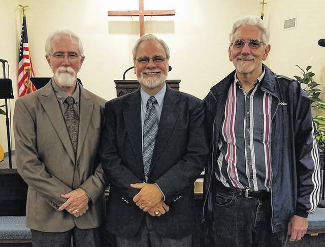 The three Dans will reunite for the NVCC Fall Revival.