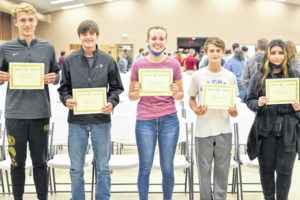 Clinton County Foundation awards scholarships totaling $10K to 5 local students
