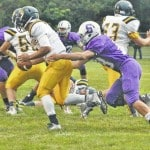 Swanton continues to roll with blowout of Woodmore