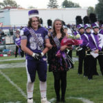 Homecoming celebrated at Swanton High School