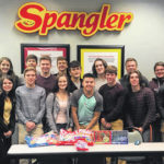 Accounting students tour Spangler Candies