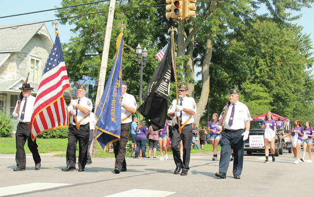 The American Legion Color Guard