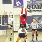 Swanton falls to Wauseon in league volleyball