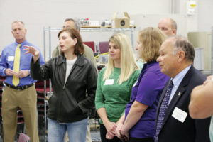 NSCC hosts manufacturing exploration