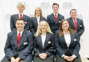 Four County elects BPA officers