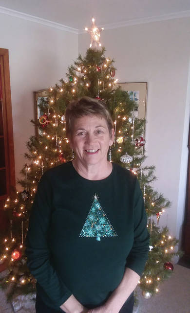 Mona Dyke is the grand marshal for this year's Christmas in Swanton parade.