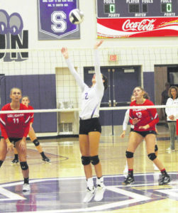 Alexis Sarvo, Ashlynn Waddell honored for Swanton in District 7