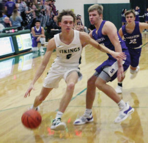 Vikings knock off Swanton, rout Otsego