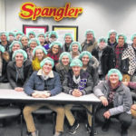 Swanton students tour Spangler Candies