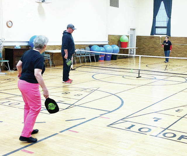 The sport of pickleball is now in full swing at the Fulton County Senior Center, 240 Clinton St., in Wauseon. Sessions will be offered Jan. 15, 22, and 29, 8-10:30 a.m. Pickleball is an active game for two or four players combining elements of table tennis, tennis, and badminton, and using a paddle and Wiffle-type ball. Beginners are welcome; players are required to bring a change of shoes for the court. For questions or more information, call 419-337-9299.