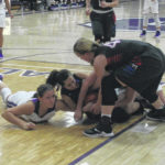 Swanton girls basketball holds down Patrick Henry for win