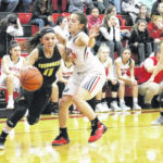 Evergreen girls basketball splits games against Wauseon, Fayette