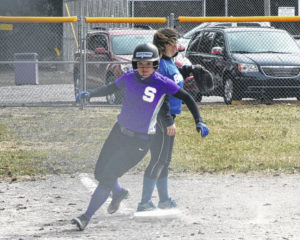 Swanton softball looks to rebound in league play
