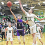 Bulldogs ousted by Evergreen in sectional final