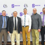 Swanton Athletic Hall of Fame induction ceremony held