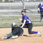 Vikings drop Bulldogs in softball, 12-5