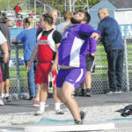 Swanton track athletes qualify for regional tournament