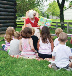 Sauder Village presents 'Spring on the Farm'