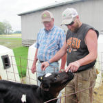 """""""Breakfast On The Farm"""" opens dairy farm to visitors"""