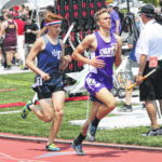 Hannah Grabke, Dylan Gilsdorf close track and field careers at Swanton