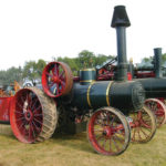 Fairgrounds presenting hot summer events