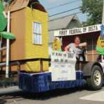 Corn Fest parade route unchanged from 2018