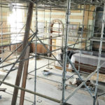 Fulton County Courthouse renovation near completion