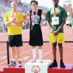Local Special Olympics athletes show off skills