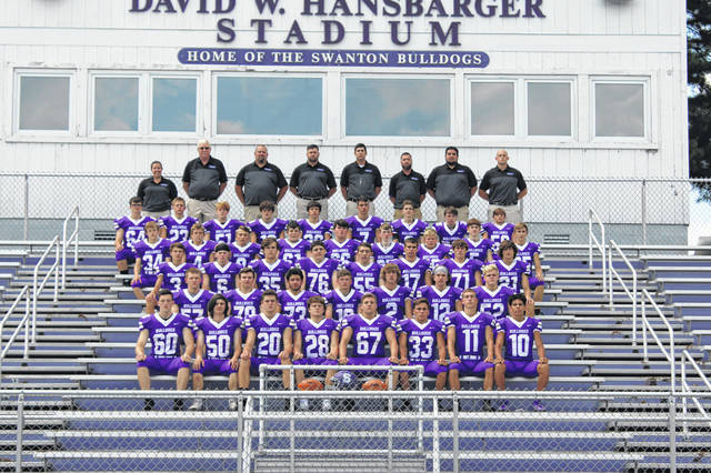 The 2019 Swanton football team.