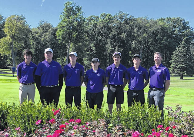 The Swanton golf team shot a 370 to take third at a Division II sectional tournament at Heatherdowns Country Club on Thursday. The finish qualified them for the upcoming district tournament.
