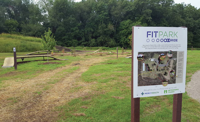 FitPark Ride at Oak Openings in Swanton will offer cyclists a challenging ride.
