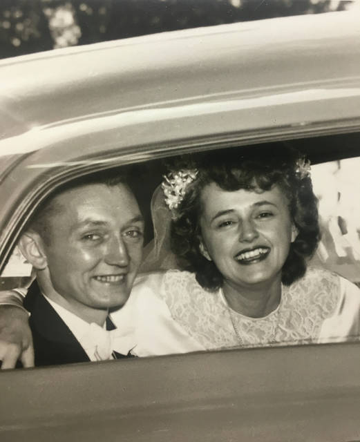 Keith and Ruth Ritenour