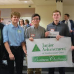 SHS students compete at Business Challenge