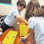 New clubs formed at St. Richard School