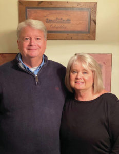 Jeff and Pat Pilliod to lead Christmas parade