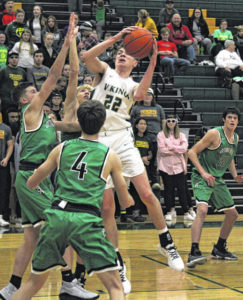 Evergreen edges Ottawa Hills in boys hoops, 44-43