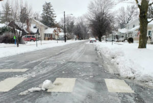 Fulton County Safe Communities urges winter driving safety