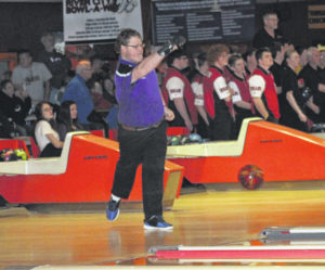 Riley Blankenship gets honorable mention all-league for Swanton bowling