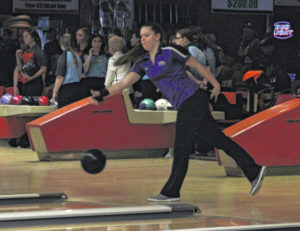 Swanton quartet awarded with all-league in girls bowling