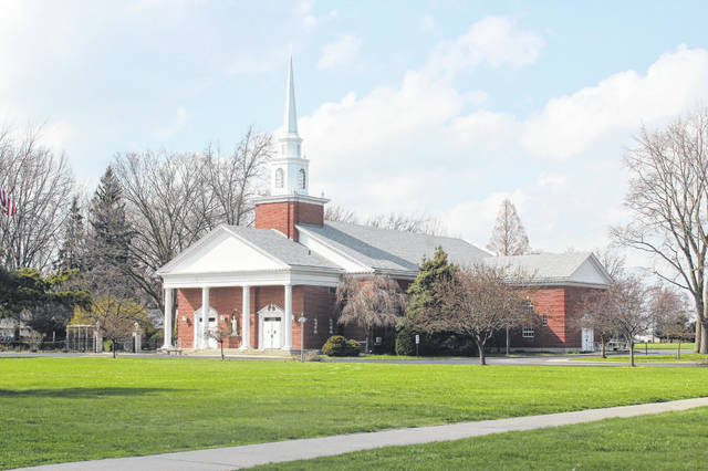 St. Richard Catholic Church is among area churches that will have to celebrate Easter differently due to the COVID-19 pandemic.