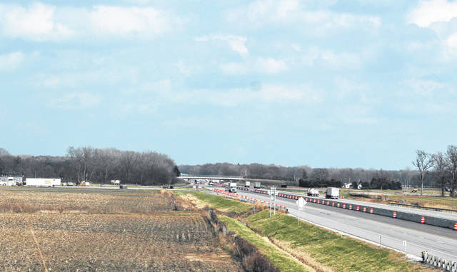 A new toll plaza that allows for open road tolling is planned on the Ohio Turnpike near Swanton.