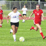 Gustafson wants girls to have 'attacking mindset'
