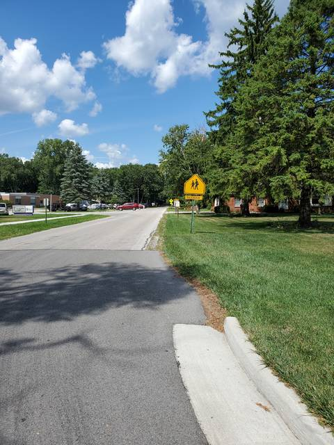 The Village of Swanton is seeking funding to help pay for reconstruction of Crestwood Drive.