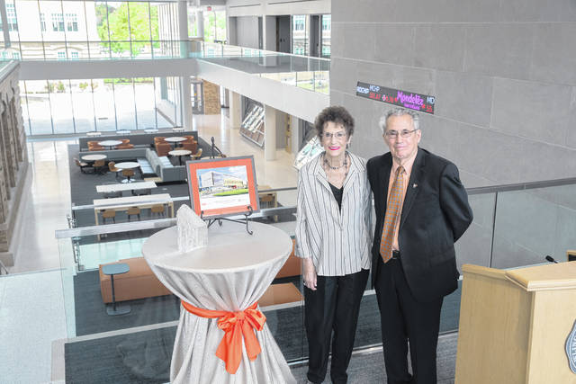 The $15 million donation from Allen and Carol Schmidthorst will establish the Allen W. and Carol M. Schmidthorst College of Business at Bowling Green State University.