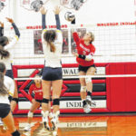 Volleyball tournament draws announced